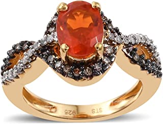 fire opal ring south africa