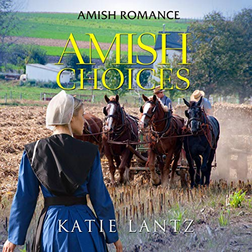 Amish Choices audiobook cover art