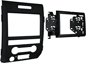 Metra 95-5820 Double DIN Installation Kit for 2009 Ford F-150 (Excluding Base Model) (Discontinued by Manufacturer)