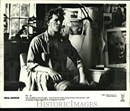 Historic Images - 1985 Press Photo Val Kilmer Acts in Real Genius Movie