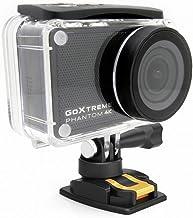 Easypix GoXtreme 'Phantom' 4K Action Cam met webcam-functie, 170 groothoek, wifi, Bluetooth, 40 m waterbestendig, 20155