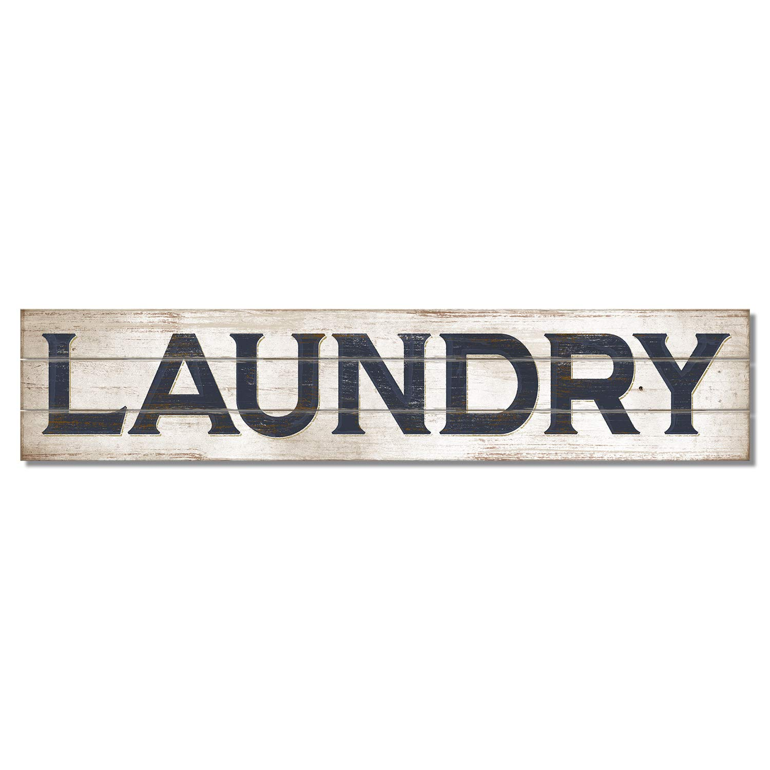 Highland Home Easy-to-use Laundry 36 inch by Pallet Sign Pine Wood Albuquerque Mall 7.5