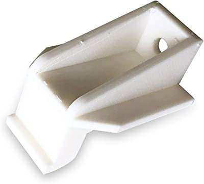 3dp 3X Inserto Superior de Puerta corredera - Pieza de Repuesto Compatible con IKEA Pax 124342: Amazon.es: Hogar
