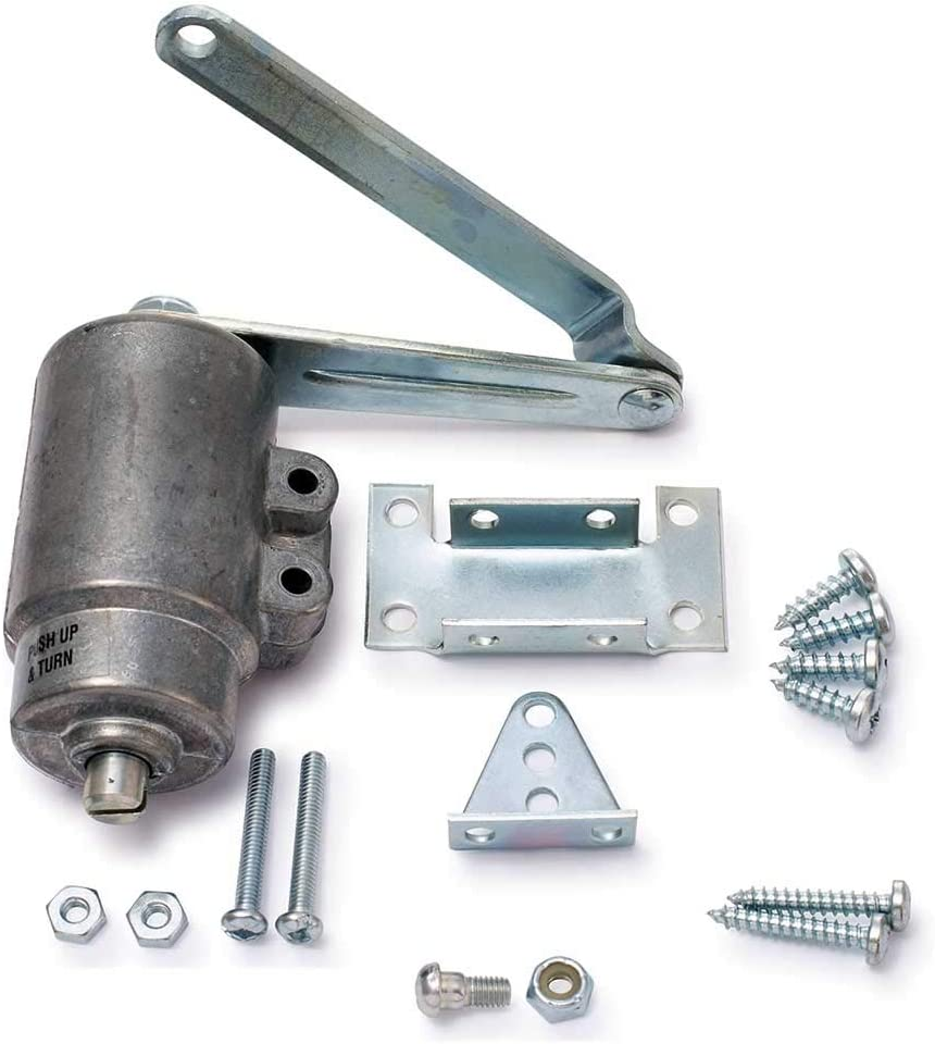 Rotary Hydraulic Roto Closer Max 53% OFF for Laundry Used Indefinitely Chute f Door. Also