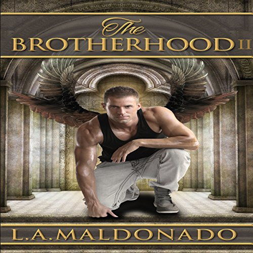 The Brotherhood II audiobook cover art