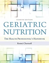 Geriatric Nutrition: The Health Professional's Handbook