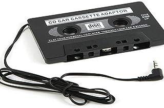 Adaptador Cassette Coche aux, Smartphone, MP3, Game Boy, CD