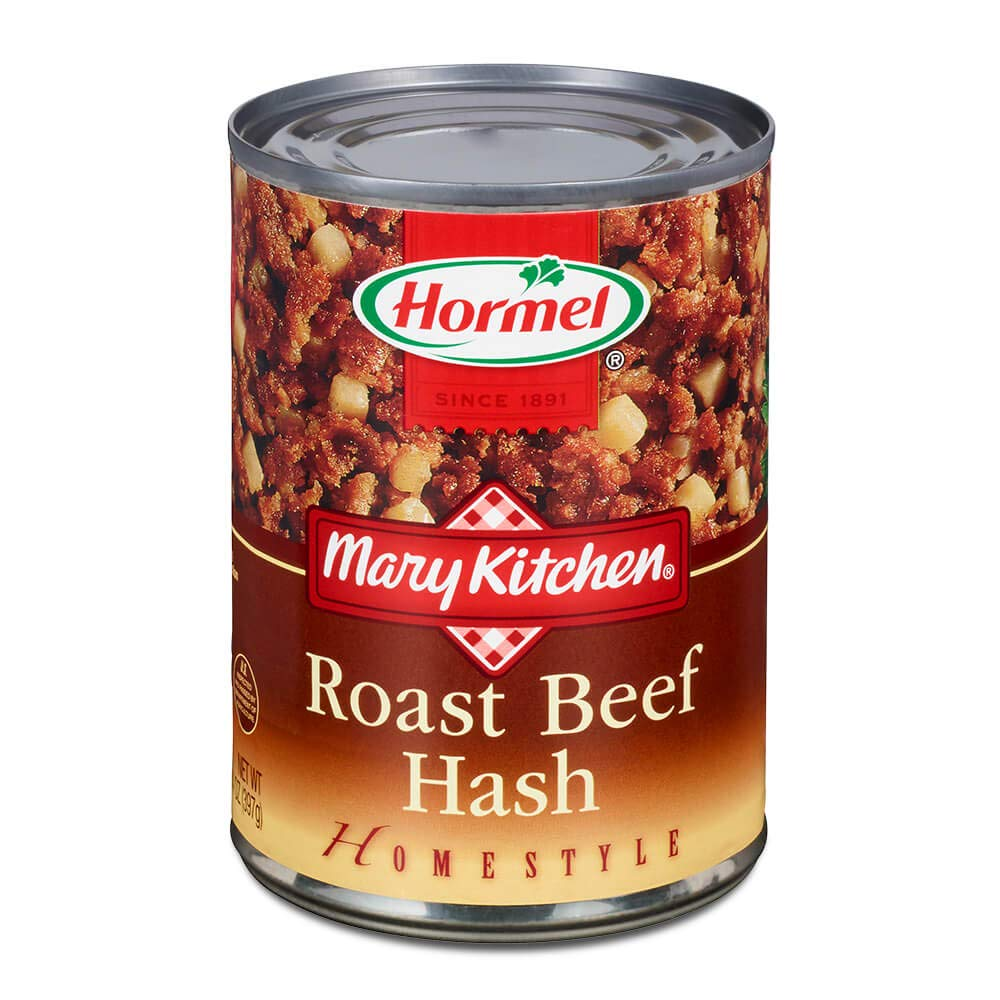 Hormel Mary's Kitchen Roast Beef Hash, 15 ounce, 4 Count