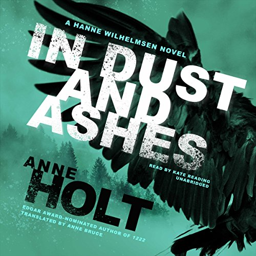 In Dust and Ashes audiobook cover art