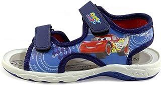 Disney Lightning Mcqueen Boys Sport Sandal