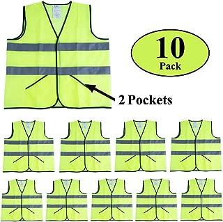 safety vest fabric