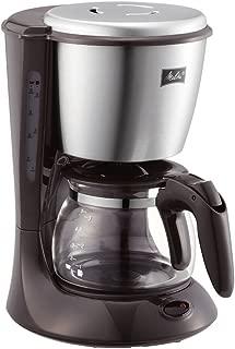 Melitta (Melita) coffee maker [2-5 tablespoons] ES (Eze) Dark brown SKG56T