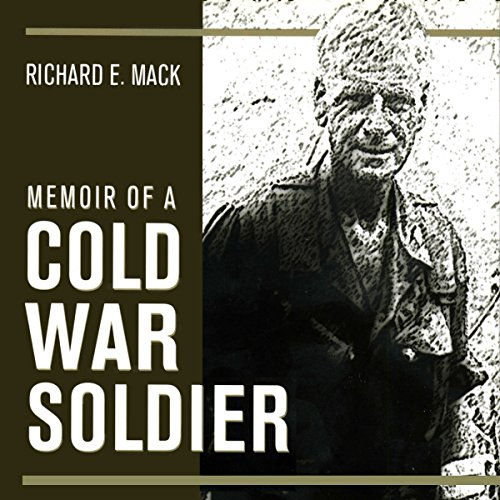Memoir of a Cold War Soldier Titelbild