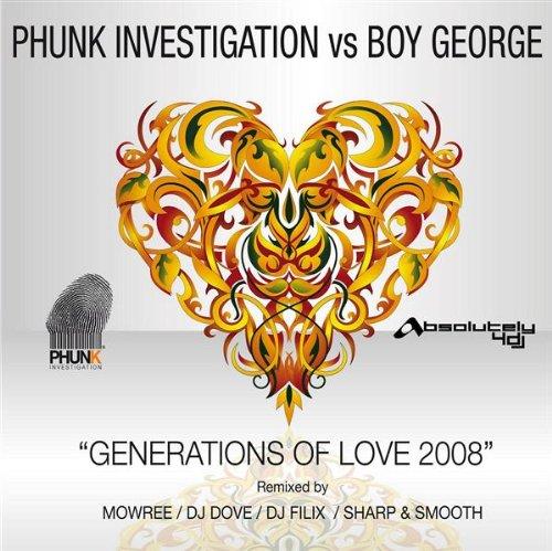 Generations Of Love (P.I. Firewall Radio Edit)