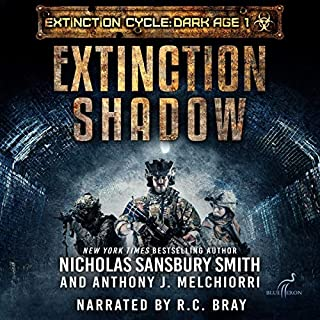 Extinction Shadow cover art