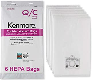 Best kenmore 50557 vacuum cleaner bags Reviews