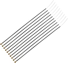NIDICI 10pcs 2.4G IPEX4 Feeder Line Antenna for FRSKY X4R / X4RSB / S6R / D Series/TF Series Receiver