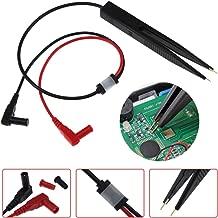 Smd Solder Tweezer - Probe Tweezer Car Smd Inductor Test Clip Smt Chip Digital Gold Plating Capacitor Inductance - Multimetr Tester Test Meters Pogo With Tester Probe Test Clamp 12v Probe Pi