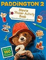Paddington 2 Movie Sticker Activity Book