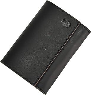 (フェリージ) felisi 国内正規品 フラップデザイン カードケース ブラック レザー 本革 イタリア製 名刺入れ
