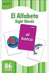 El Alfabeto/The Alphabet (Flash Kids Spanish Flash Cards) Cards