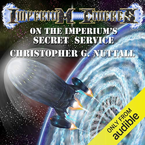On the Imperium's Secret Service audiobook cover art