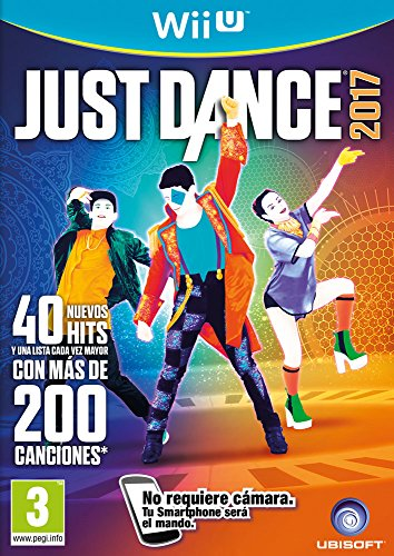 Just Dance 2017 Wii U