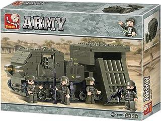سلوبان لعبة قطع تركيب قاعدة صواريخ 314 قطعة للاطفال