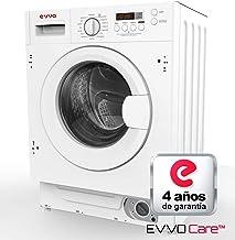 Lavadora integrable EVVO i8w Marca Española. 8KG /1400RPM/A