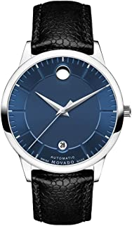 Movado 1881 Automatic Movement Blue Dial Men's Watch 0607020