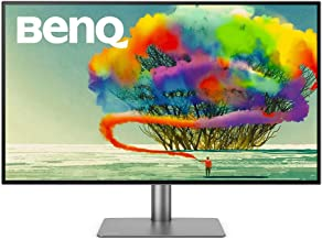 BenQ PD2720U DesignVue 27 inch 4K HDR IPS Monitor | Thunderbolt 3 for fast Connectivty |AQCOLOR Technology for Accurate Re...