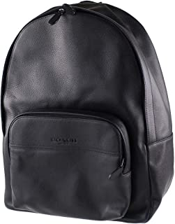 Coach Houston Backpack Black