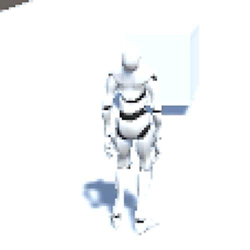 Simp Humanoid
