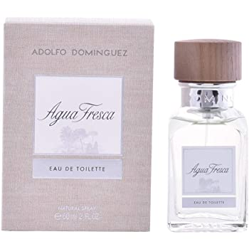 Adolfo Dominguez - Agua Fresca Agua De Tocador Vaporizador, 120 ml: Amazon.es: Belleza