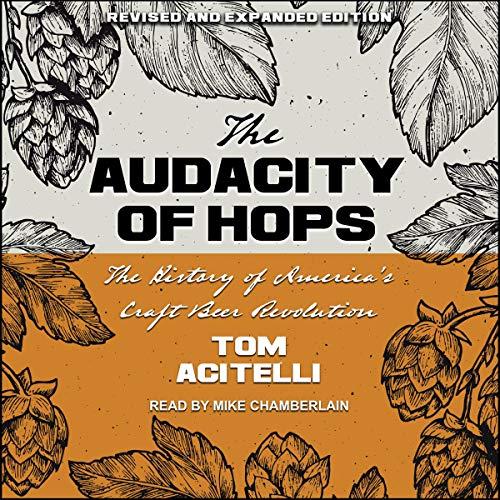 Audacity of Hops audiobook cover art