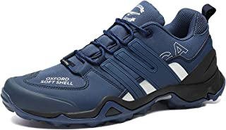 أحذية Grand Attack للرجال خفيفة الوزن أحذية المشي لينة شل في الهواء الطلق الرحلات، أحذية رياضية عادية مريحة عبر التدريب
