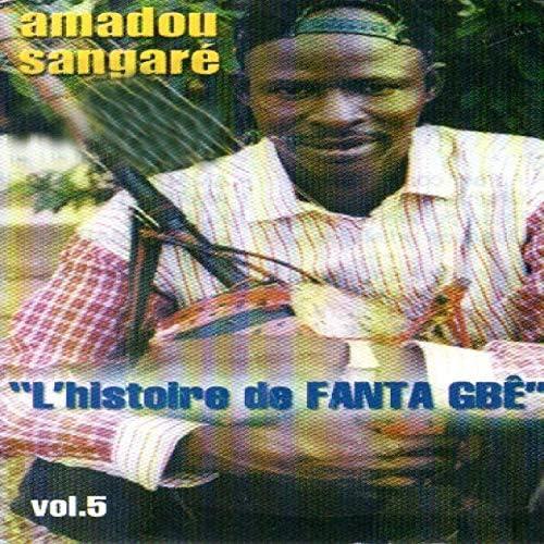 Amadou Sangaré