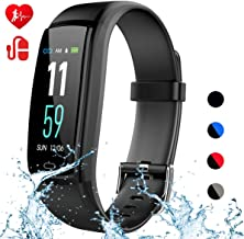 Mgaolo Fitness Tracker,Activity Health Tracker Waterproof Smart Watch Wristband with..