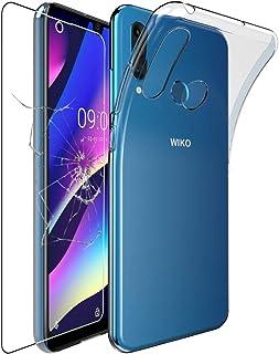 ebestStar – kompatibel med Wiko View3 fodral (2019) ultratunn klar fodral, mjuk flexibel premium silikongel, transparent s...
