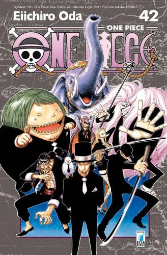 One piece. New edition: 42