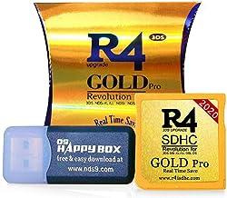 Gold Pro Tarjeta y Adaptador USB para DS Lite/DS Phat/DSi XL
