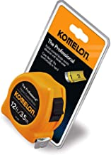 Professional 12-Foot Scale Power Tape, Yellow (New Version)