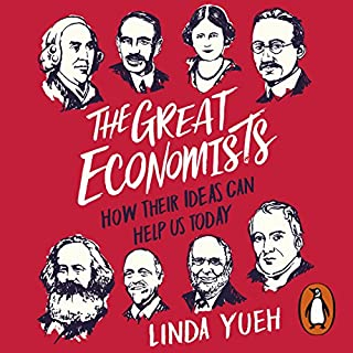 The Great Economists cover art