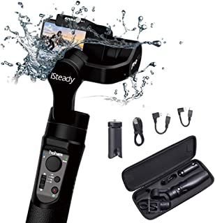 Hohem iSteady Pro 2 3-Axis Handheld Gimbal, Water Splash Proof & Beveled Design..