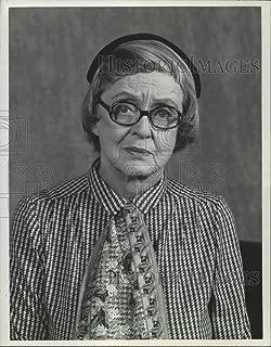 Historic Images - 1985 Vintage Press Photo Headshot of Bette Davis in
