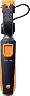 Testo 0560 2115 03 115i Smart and Wireless Probe Pipe-clamp Thermometer