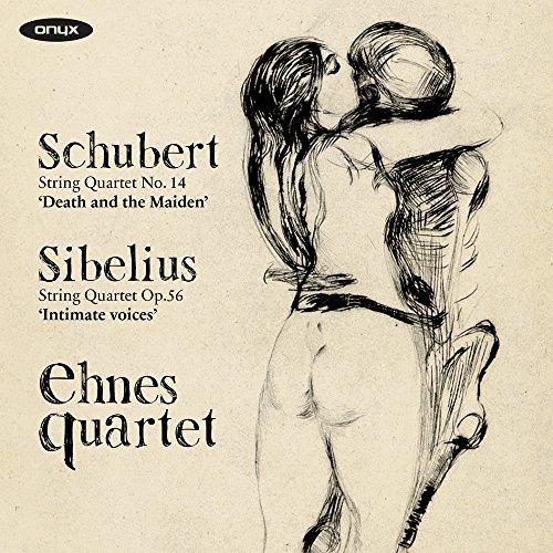 Schubert/Sibelius: Der Tod und das Mädchen / Streichquartett op.56