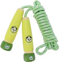 Abaodam Kinderen Sport Springtouw Springtouw Met Houten Handvat Vroege Onderwijs Speelgoed Kid Fitness Apparatuur (Panda P...