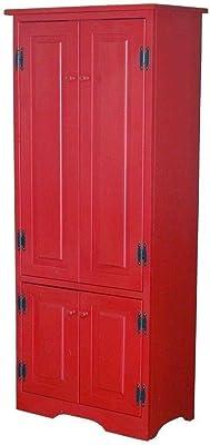 Amazon Com Closet Alto De Tms No Rojo Furniture Decor