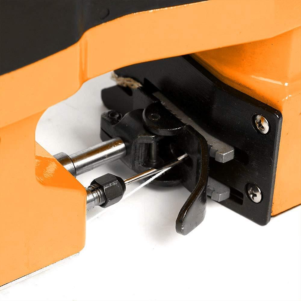 Máquina de coser portátil Máquina de coser más cercana Bolsa seca eléctrica Costuras Sellado para sacos de piel de serpiente tejida Bolsa de plástico de papel de arroz (220V): Amazon.es: Bricolaje y